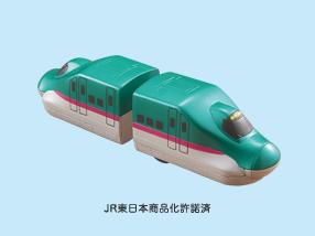 水陸両用トレイン E5系新幹線はやぶさ